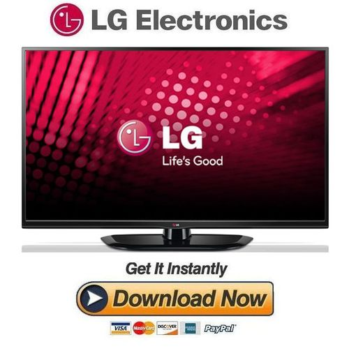 lg 42pn4500 42pn450h ua service manual and repair guide. Black Bedroom Furniture Sets. Home Design Ideas