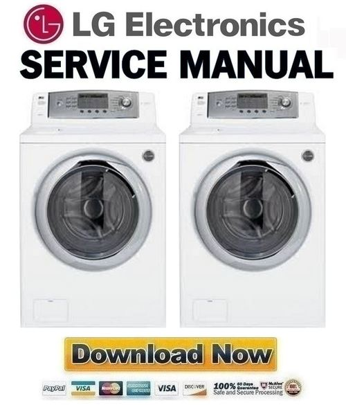 lg wm0642hw service manual and repair guide download. Black Bedroom Furniture Sets. Home Design Ideas