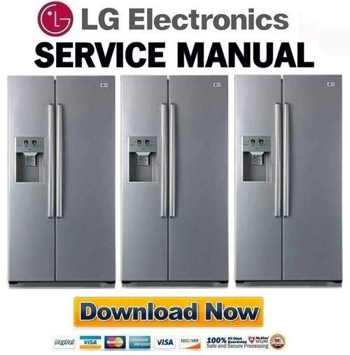 lg gr l207flq service manual and repair guide download. Black Bedroom Furniture Sets. Home Design Ideas