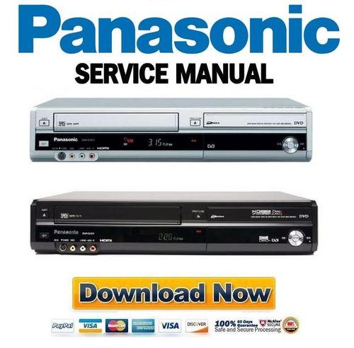 Panasonic dmr es30v manual pdf 100 images panasonic vcr ebay.