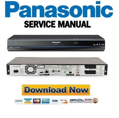 panasonic dmr xw380 manual download