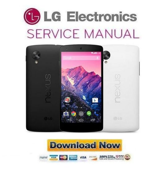 lg d821 nexus 5 service manual and repair guide download. Black Bedroom Furniture Sets. Home Design Ideas
