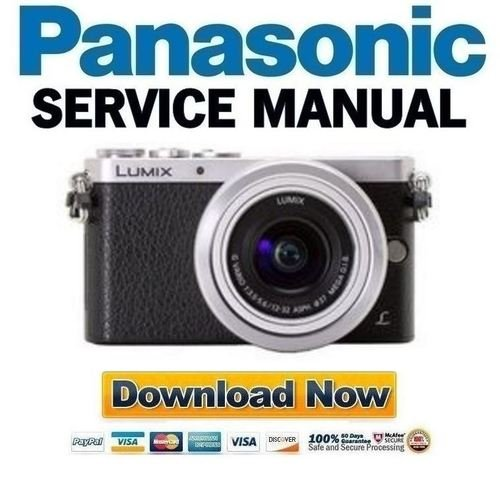 panasonic lumix dmc gm1 gm1k gm1w service manual download manual rh tradebit com panasonic lumix manual dmc-zs40 panasonic lumix manual dmc-zs40