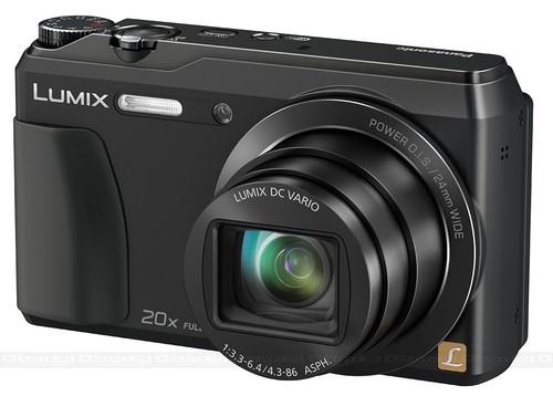 Panasonic lumix dmc-tz55 point & shoot camera price, full.