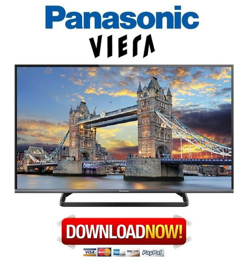 panasonic tc 60as630 60as630u service manual repair. Black Bedroom Furniture Sets. Home Design Ideas