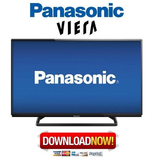 panasonic viera dv3 tv manual