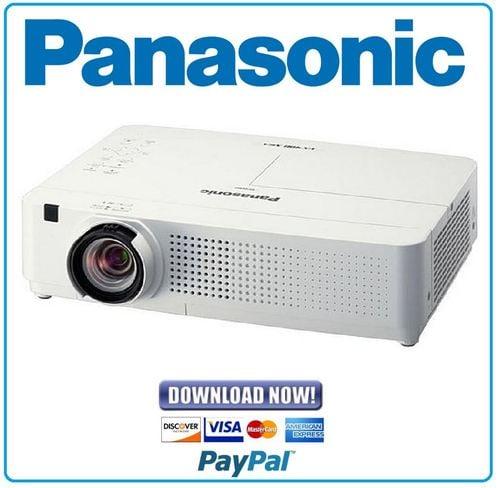 Panasonic Pt Vx400 Service Manual And Repair Guide