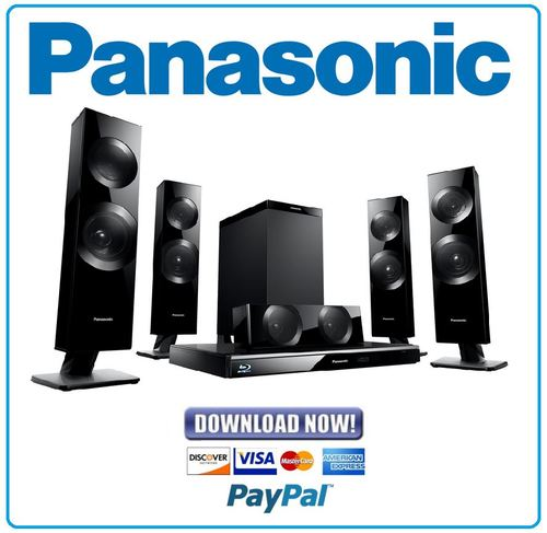 panasonic sc btt590 service manual and repair guide. Black Bedroom Furniture Sets. Home Design Ideas