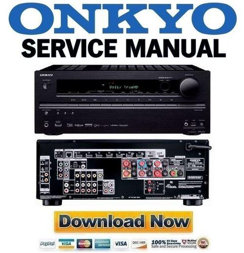 onkyo ht rc440 service manual and repair guide download manuals rh tradebit com Onkyo HT Rc360 Warranty onkyo ht-rc360 service manual