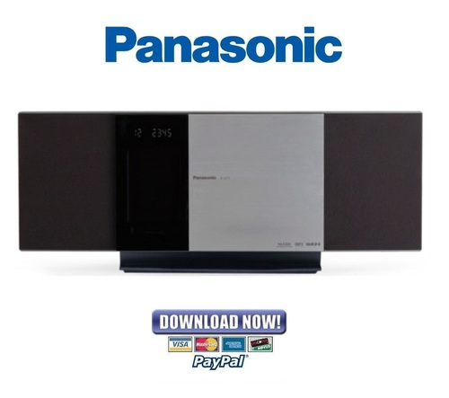 panasonic sc hc3 hc3eg hc3ef hc3eb service manual repair. Black Bedroom Furniture Sets. Home Design Ideas