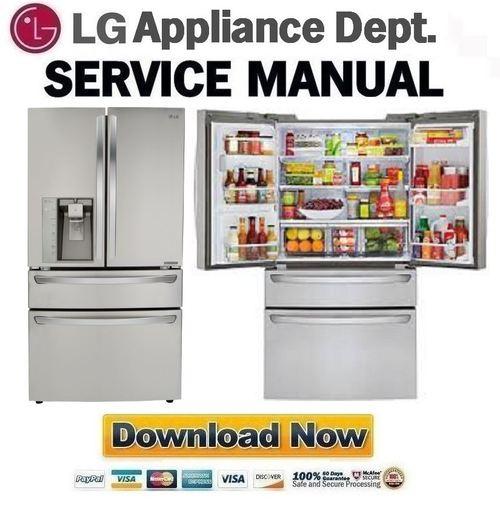 lg lmxc23746s service manual repair guide download. Black Bedroom Furniture Sets. Home Design Ideas