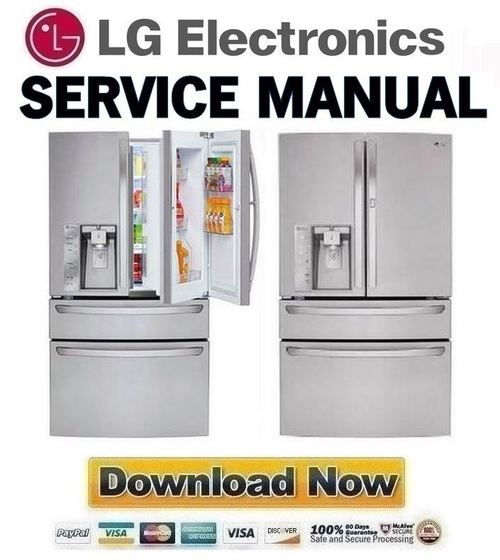 Lg Lmxs30776s Service Manual  U0026 Repair Guide