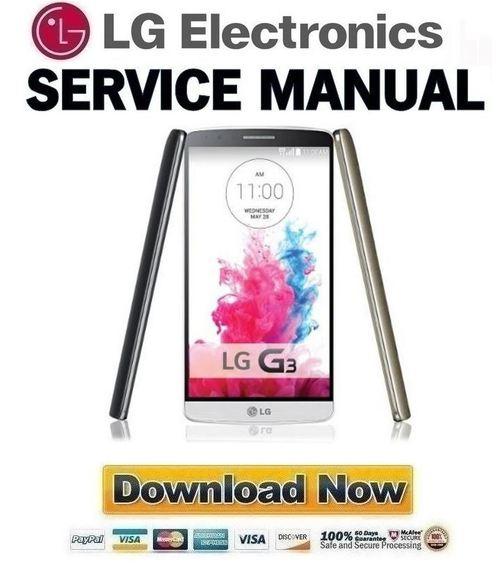 lg g3 vs985 service manual repair guide download. Black Bedroom Furniture Sets. Home Design Ideas