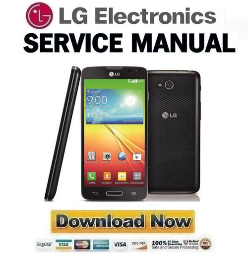 Lg Optimus L90 D415 Service Manual  U0026 Repair Guide