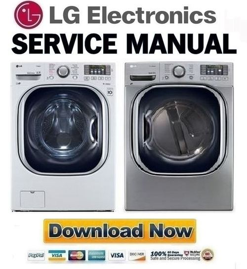 Lg Wm4270h Wm4270hwa Wm4270hva Service Manual And Repair Guide