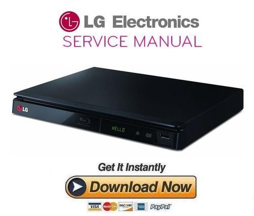 Lg Bp230 Service Manual And Repair Guide Download Manuals T
