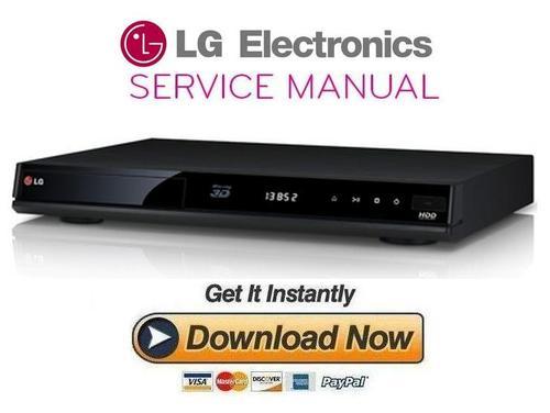 lg hr933n service manual and repair guide download. Black Bedroom Furniture Sets. Home Design Ideas