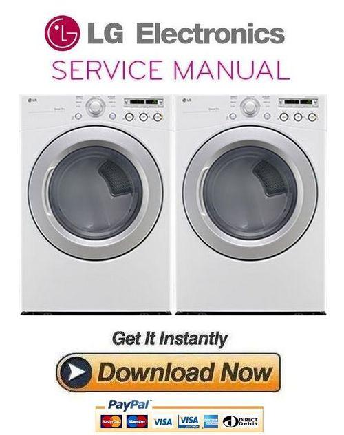lg dryer installation instructions