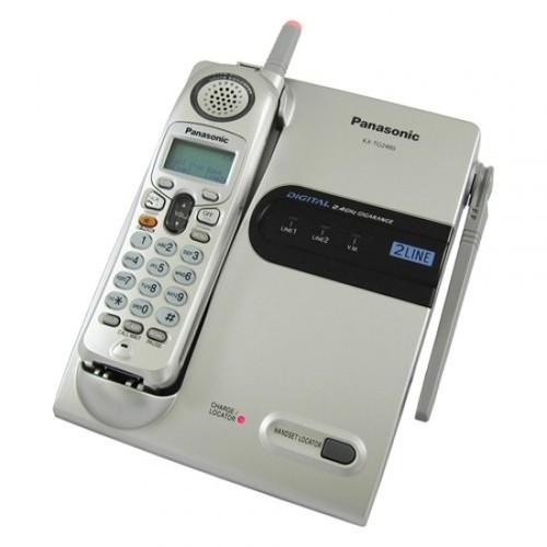 Panasonic Kx Tg2480s Tga248s Cordless Phone Service Manual