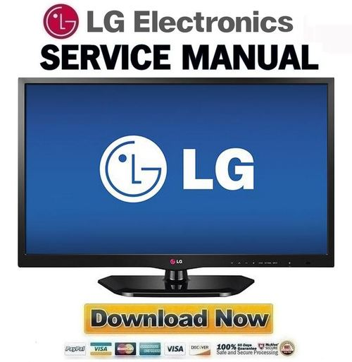 lg 24lb4510 pu service manual and repair guide pligg. Black Bedroom Furniture Sets. Home Design Ideas