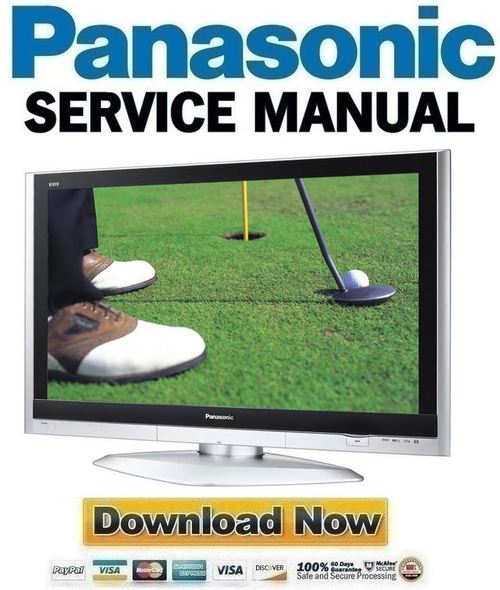 panasonic th 42px600u full service manual   repair guide download panasonic viera 42 plasma tv manual panasonic viera 42 plasma tv manual