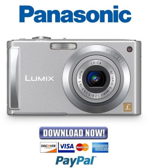 Panasonic Lumix Dmc Fs3 Series Service Manual Amp Repair border=