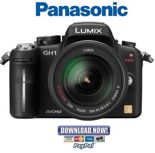 panasonic lumix dmc gh1 manual de servicio descargar t cnicos rh tradebit es 24X Panasonic Lumix DMC Panasonic Lumix DMC GF6