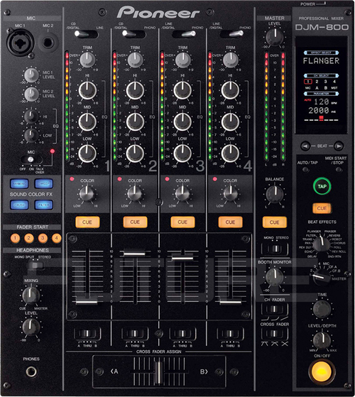 Pay for Pioneer DJM-800 Service and Repair Manual