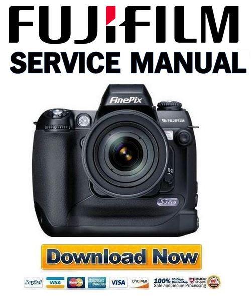fuji s3 pro manual pdf
