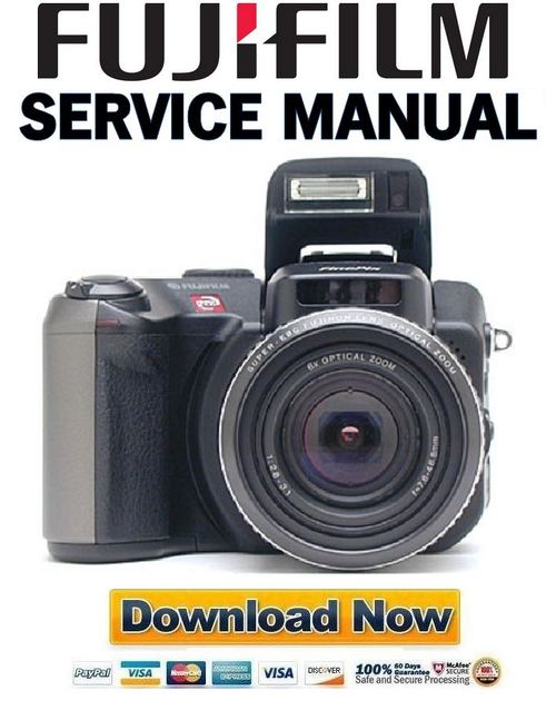 fujifilm fuji finepix s602 zoom service repair manual troubleshoo rh tradebit com fuji finepix manual online fuji finepix hs10 manual