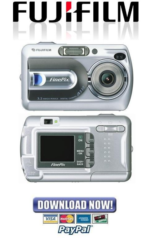 Fujifilm hs10 service manual