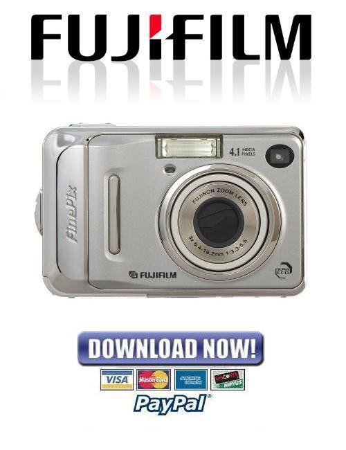 Pay for Fujifilm Fuji Finepix A400 Service Manual & Repair Guide