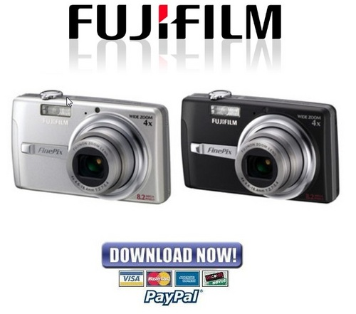 Pay for Fujifilm Fuji Finepix F480 Service Manual & Repair Guide