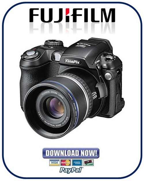 Pay for Fujifilm Fuji Finepix S5000 Service Manual & Repair Guide