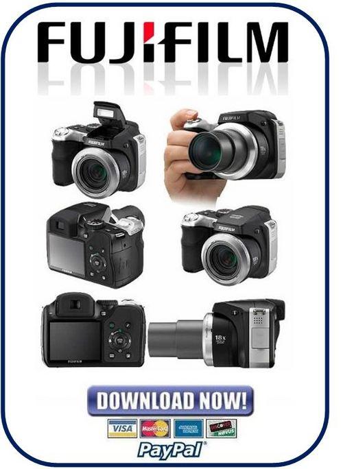 Pay for Fujifilm Fuji Finepix S8000fd Service Manual Repair Guide