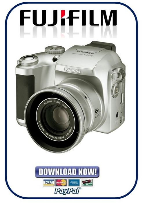 Fuji s3500 Service Manual