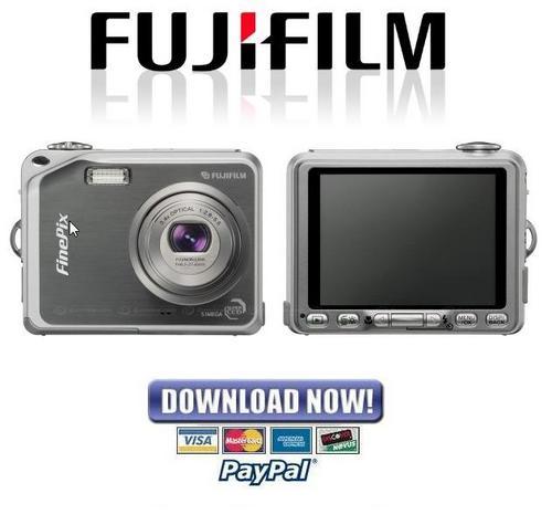 Pay for Fujifilm Fuji Finepix V10 Service Manual & Repair Guide