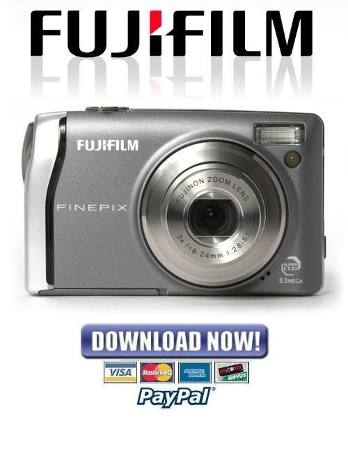 Pay for Fujifilm Fuji Finepix F40fd Service Manual & Repair Guide