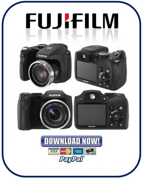 Fujifilm fuji finepix s5700 s700 service repair manual for Fujifilm finepix s5700 prix