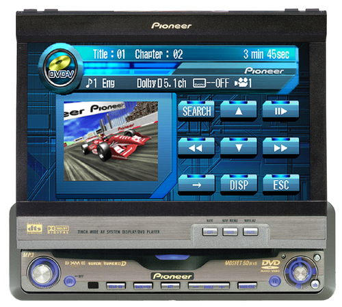 Pay for Pioneer AVH-P7500DVD Service Manual & Repair Guide