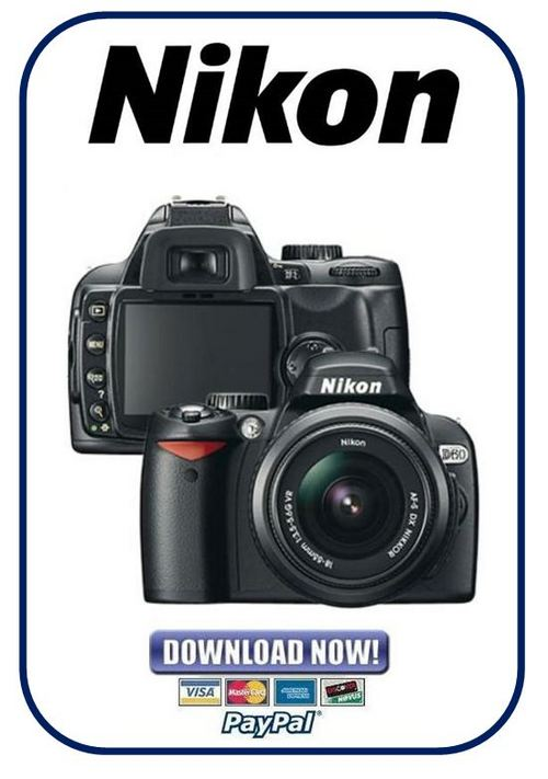 nikon d60 service manual repair manual parts list catalog downl rh tradebit com nikon d60 manual focus nikon d60 manual download free