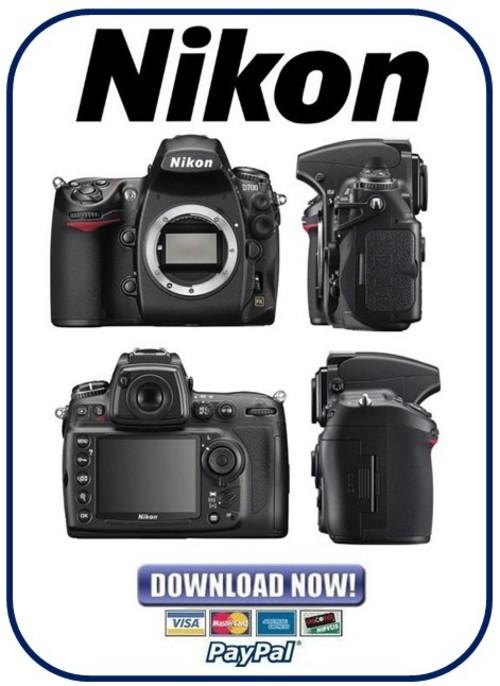 nikon d700 service manual repair guide download manuals t rh tradebit com Nikon D3200 Nikon D7100
