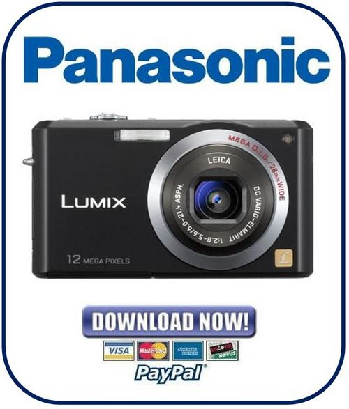 panasonic lumix dmc fx100 service manual repair guide download rh tradebit com Panasonic Cordless Phone KX-TG155SK User Manual Panasonic TV Manual