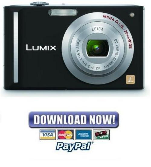 panasonic lumix fz300 manual pdf