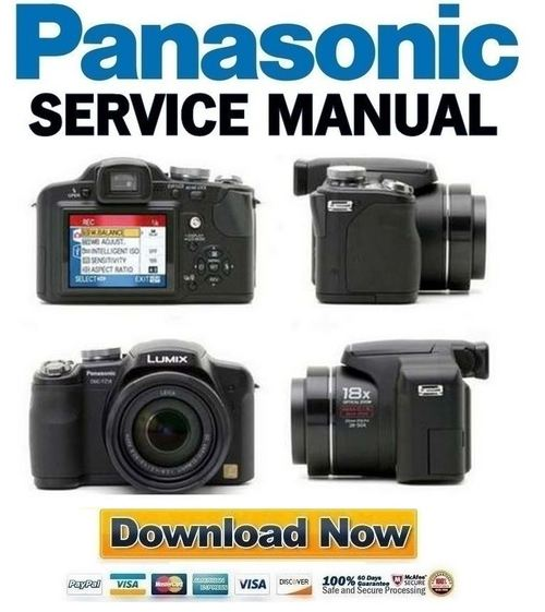 panasonic lumix dmc fz18 service manual repair guide download m rh tradebit com Panasonic Lumix DMC-FZ7 Panasonic Lumix DMC-GF2
