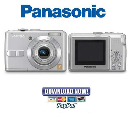 panasonic lumix dmc ls70 dmc ls75 series service manual repair gui rh tradebit com Newest Panasonic Lumix Camera Panasonic Lumix G