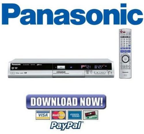 panasonic dmr eh50 series dmr eh50p dmr eh50pc service manual rh tradebit com panasonic dmr-eh50 manual Panasonic DMR- EZ48V