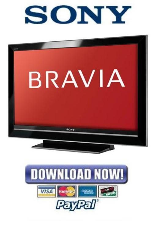 Pay for Sony Bravia KDL-40V3000 + KDL-46V3000 Service Manual & Repair Guide