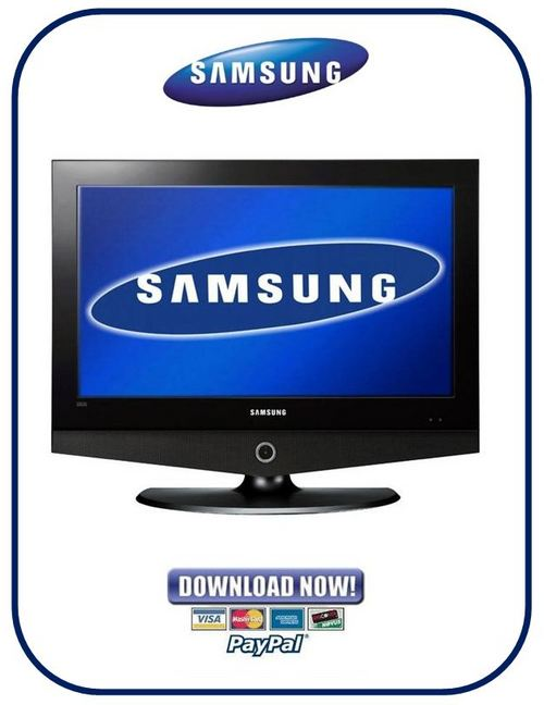 Pay for Samsung LE23R32B Service Manual & Repair Guide