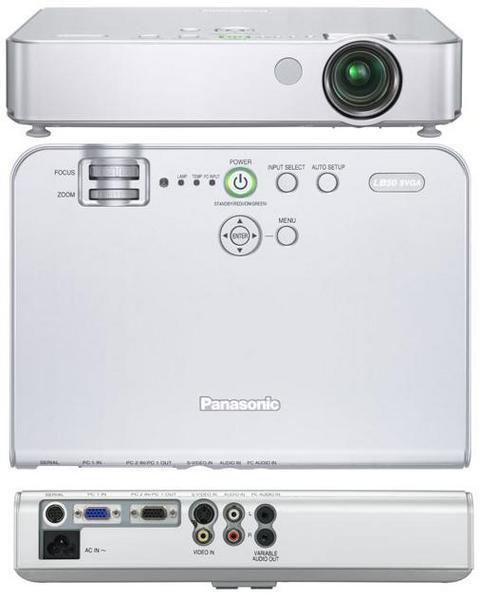 инструкция Panasonic Pt-lb50nte - фото 8